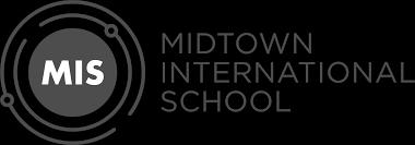 Midtown International School (MIS) Logo, Atlanta, GA
